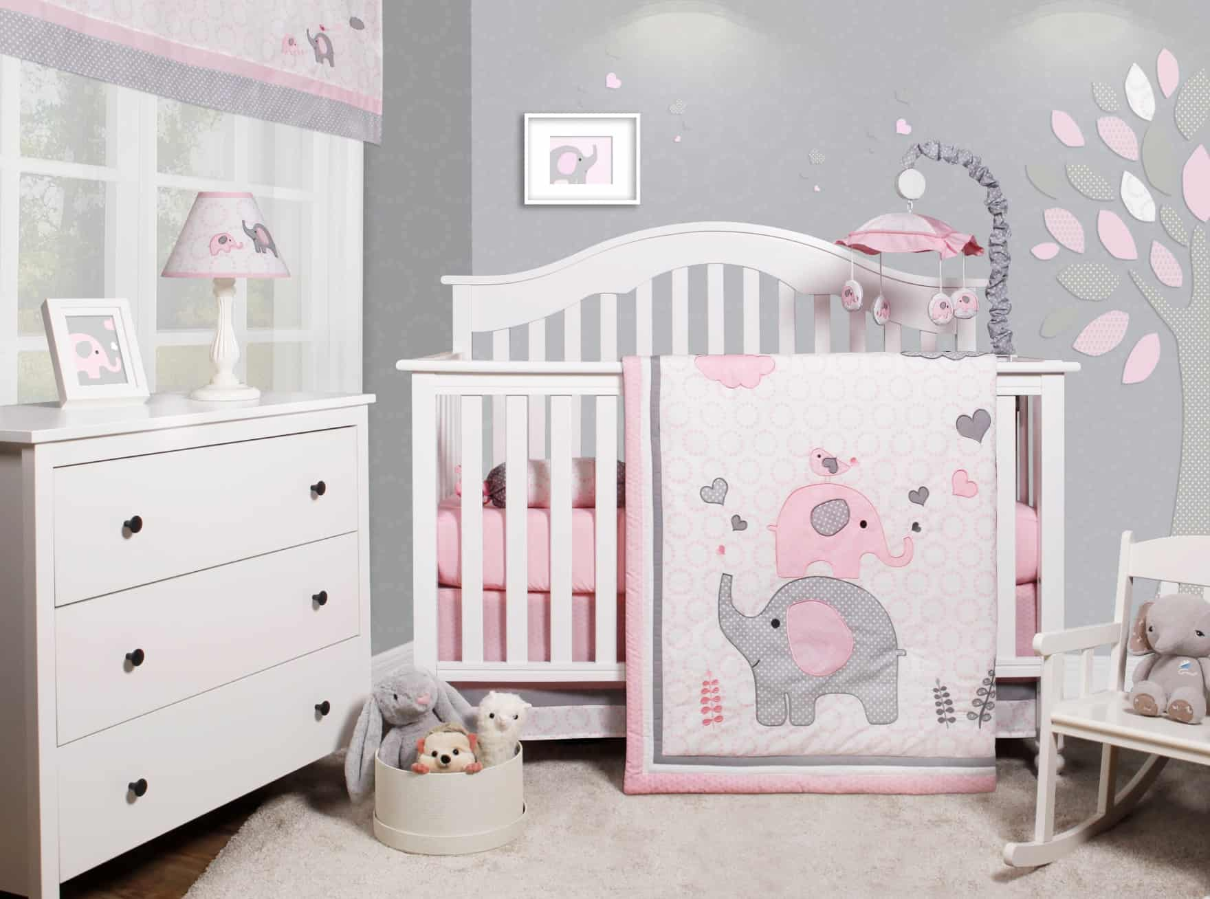 20 Cute Baby Girl Room Ideas