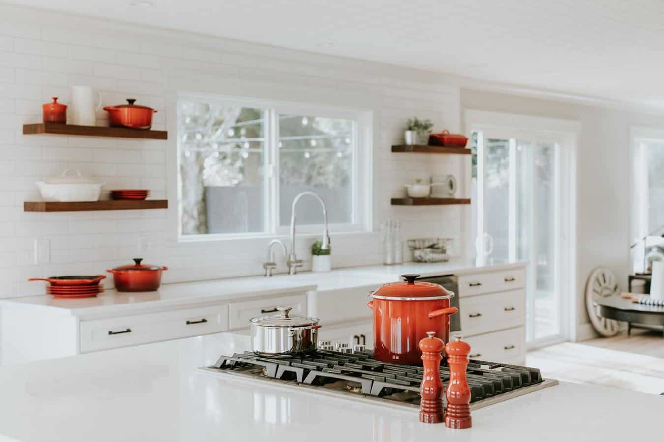 How to Organize a Comfy and Functional Kitchen