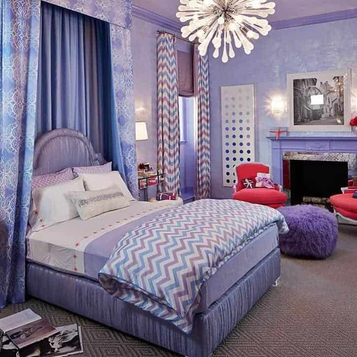 20 Amazing Purple Bedroom Ideas