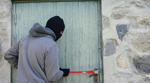 how to prevent burglary