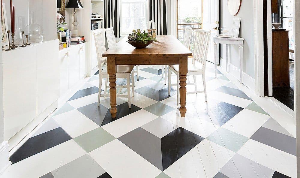 Reasons to Paint Wood Floors