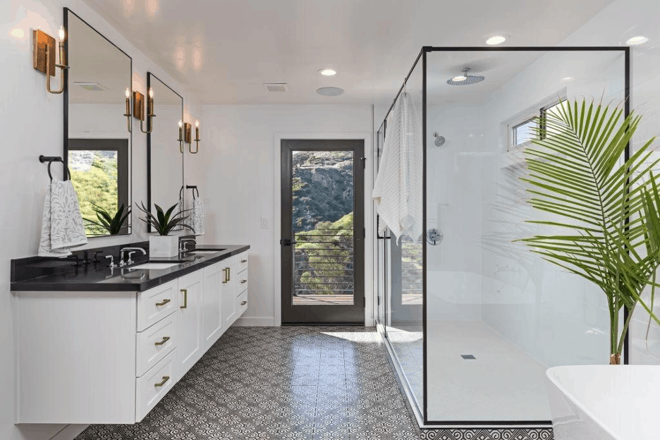 10 Unique Shower Enclosure Ideas to Choose for Super Luxury Home Feel
