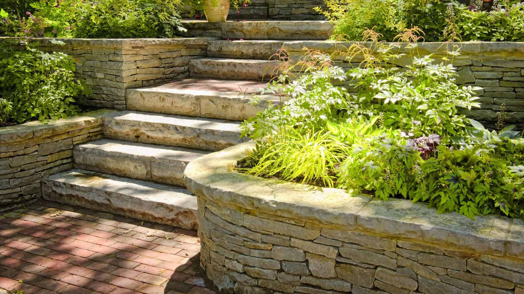 Installing Retaining Walls for Commercial Properties