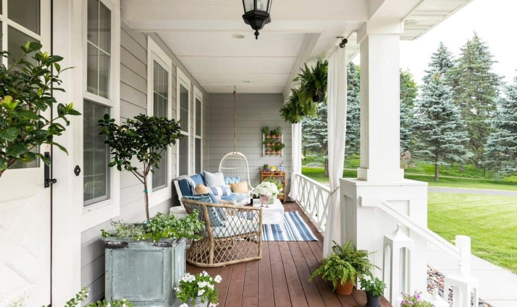 How to Make Your Front Porch Welcoming