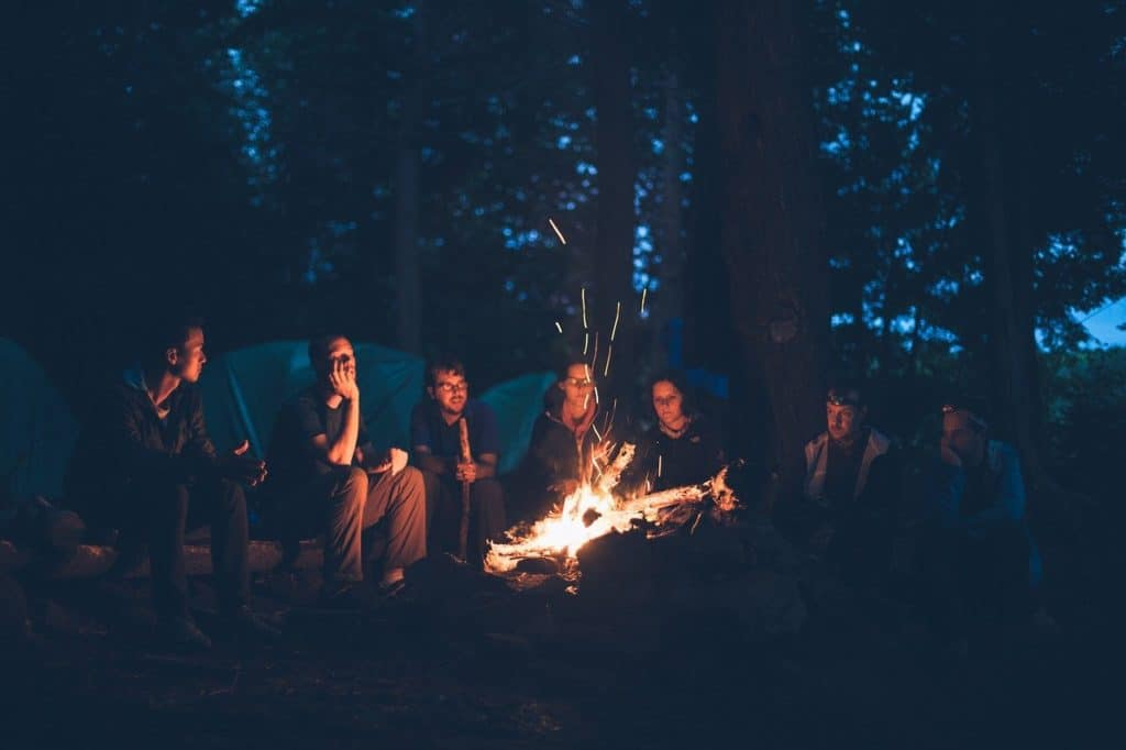 What You Should Know Before Going On A Camping Trip With Friends