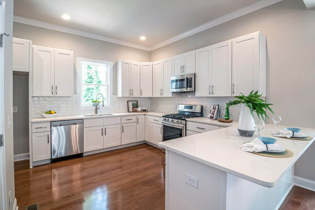 How to Create a Luxurious Looking Kitchen on a Budget